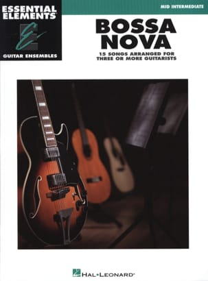 Bossa Nova - 15 Songs arranged for three or more guitarists laflutedepan