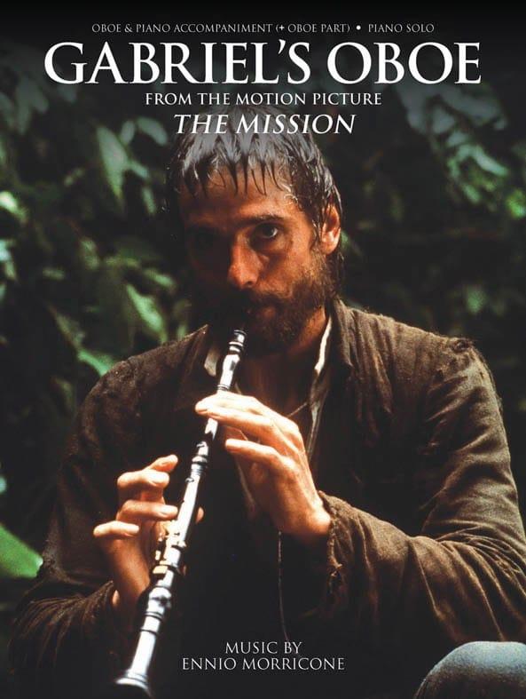 Gabriel's Oboe - Ennio Morricone - Partition - laflutedepan.com