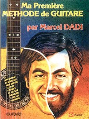 Ma Première Méthode de Guitare Marcel Dadi Partition laflutedepan
