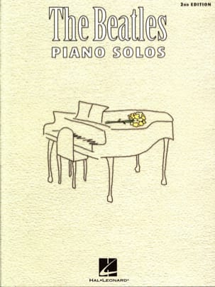 Beatles - Piano Solos - 2nd Edition - Partition - di-arezzo.fr