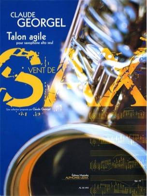 Talon agile Claude Georgel Partition Saxophone - laflutedepan