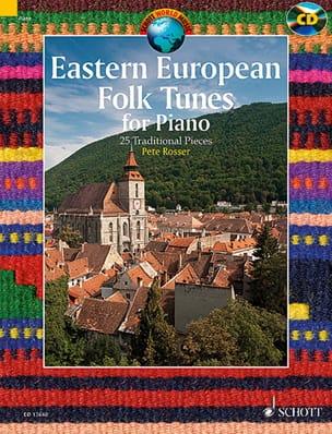 Traditionnel - Canciones folclóricas de Europa del Este para piano - Partition - di-arezzo.es