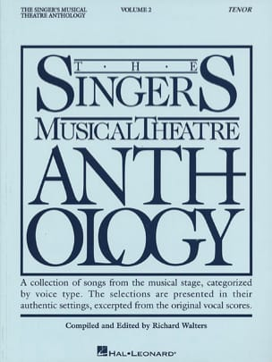 The Singer's Musical Theatre Anthology Volume 2 - Tenor laflutedepan