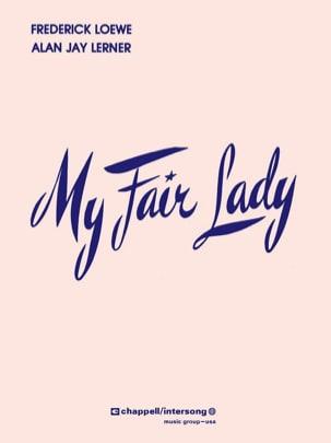 My Fair Lady - Vocal Score Frederick Loewe Partition laflutedepan