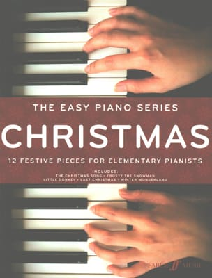The Easy Piano Series - Christmas Noël Partition Piano - laflutedepan