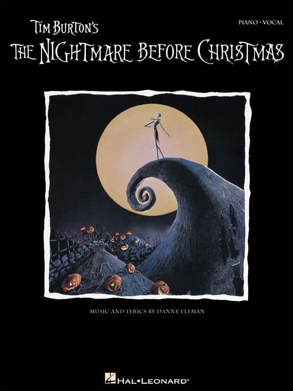 L' Etrange Noël de Monsieur Jack - Musique du Film - laflutedepan.com