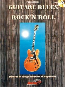 Guitare Blues & Rock'n' Roll Pierre Fanen Partition laflutedepan
