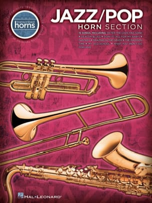 Jazz / Pop Horn Section Partition Ensemble de cuivres - laflutedepan