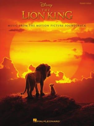 Le Roi Lion - Musique du film 2019 DISNEY Partition laflutedepan