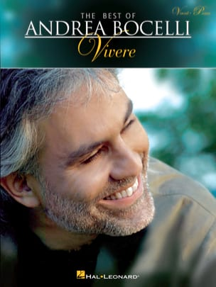 Vivere Andrea Bocelli Partition Pop / Rock - laflutedepan
