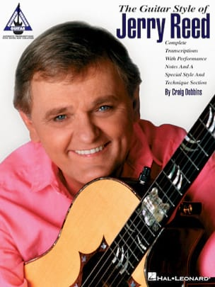 The Guitar Style Of Jerry Reed - Jerry Reed - laflutedepan.com