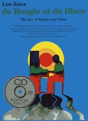 Les Joies du Boogie Et du Blues - Partition - laflutedepan.com