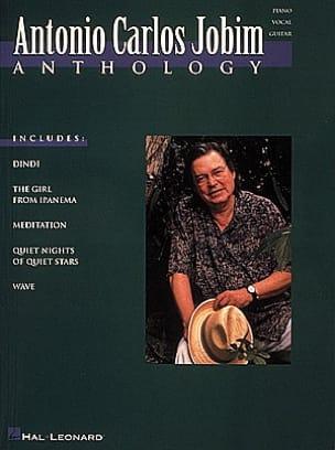 Anthologie Antonio Carlos Jobim Partition laflutedepan