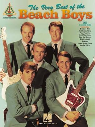 The Very Best Of The Beach Boys Partition Pop / Rock - laflutedepan