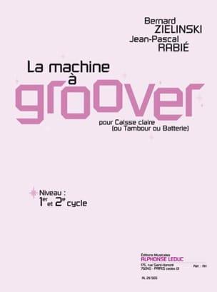 La Machine A Groover laflutedepan