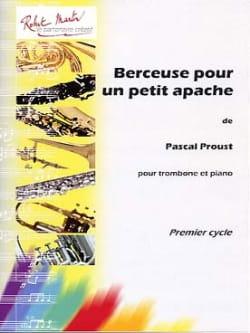 Berceuse pour un petit Apache Pascal Proust Partition laflutedepan