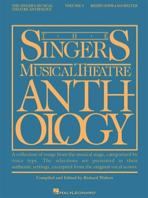 The Singer's Musical Theatre Anthology Volume 5 - Mezzo / Soprano laflutedepan