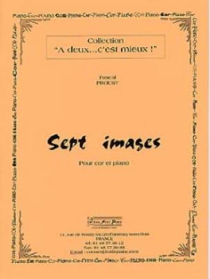 Sept 7 Images - Pascal Proust - Partition - Cor - laflutedepan.com