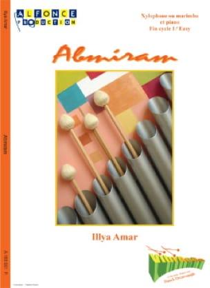 Abmiram - illya Amar - Partition - Marimba - laflutedepan.com