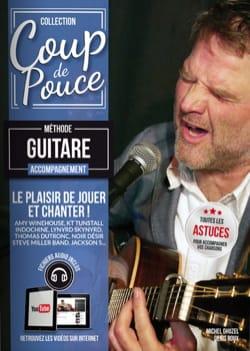 Méthode Guitare Accompagnement COUP DE POUCE Partition laflutedepan
