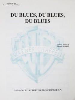 Du Blues, du Blues, du Blues Michel Jonasz Partition laflutedepan
