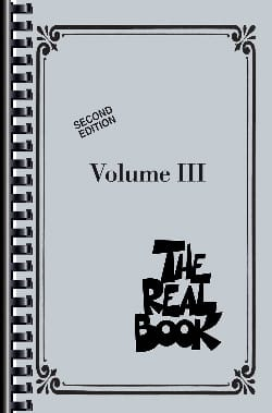 The mini real book volume 3 - Second Edition Partition laflutedepan
