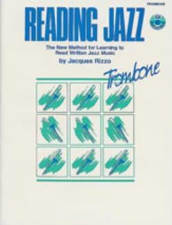 Reading Jazz Jacques Rizzo Partition Trombone - laflutedepan
