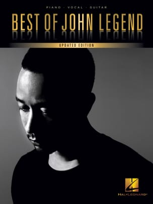 Best of John Legend - John Legend - Partition - laflutedepan.com
