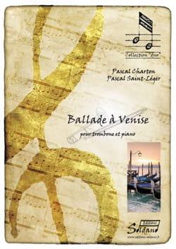 Ballade à Venise Pascal Charton & Pascal Saint-Leger laflutedepan
