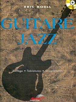 Guitare Jazz - Eric Boell - Partition - Guitare - laflutedepan.com