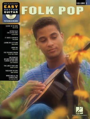 Folk Pop Volume 1 - Partition - Guitare - laflutedepan.com