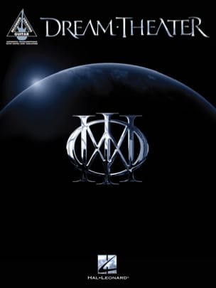 Dream Theater Dream Theater Partition Pop / Rock - laflutedepan