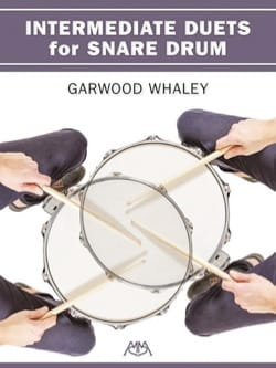 Intermediate Duets for Snare Drum - Garwood Whaley - laflutedepan.com