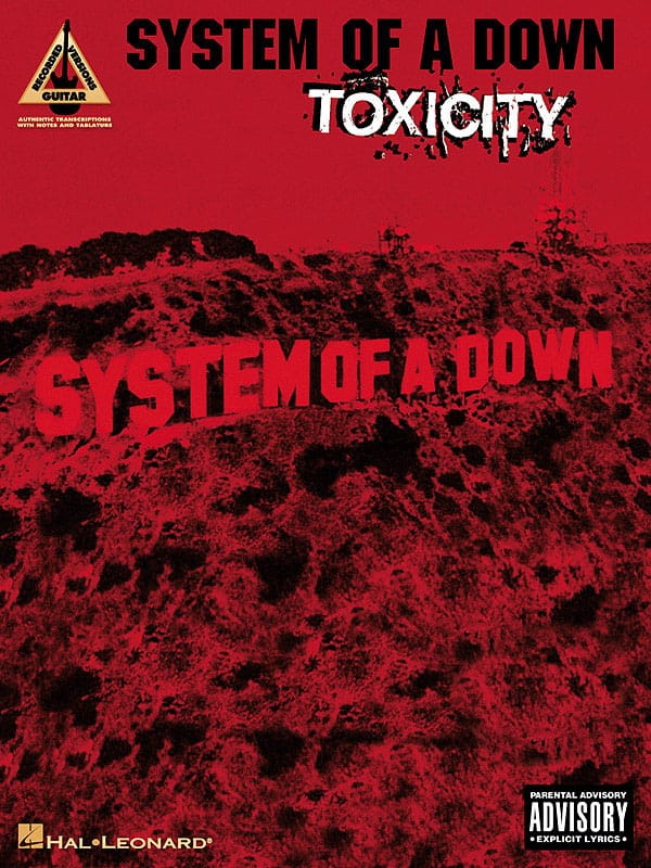 Toxicity - System Of A Down - Partition - laflutedepan.com
