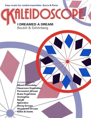 I Dreamed A Dream - Kaleidoscope N° 39 - laflutedepan.com
