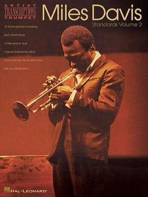 Standards Volume 2 - Miles Davis - Partition - laflutedepan.com