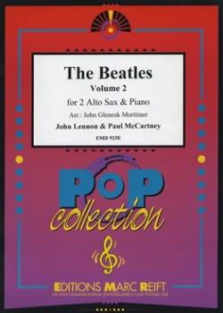 The Beatles Volume 2 & McCartney Lennon Partition laflutedepan
