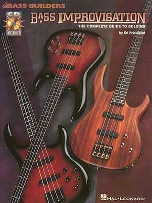 Bass Improvisation Ed Friedland Partition Guitare - laflutedepan