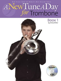 A New Tune A Day For Trombone Book 1 Amos Miller laflutedepan
