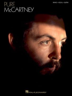 Pure McCartney Paul McCartney Partition Pop / Rock - laflutedepan