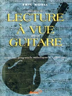 Lecture à vue guitare Eric Boell Partition Guitare - laflutedepan