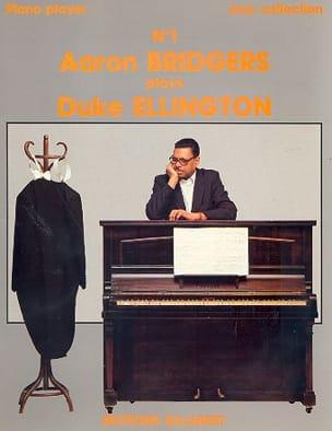 Duke Ellington - Aaron Bridgers Plays Duke Ellington - Partition - di-arezzo.com