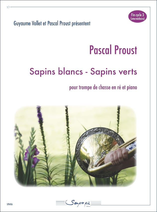 Sapins blancs - Sapins verts - Pascal Proust - laflutedepan.com