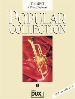 Popular collection volume 2 Partition Trompette - laflutedepan