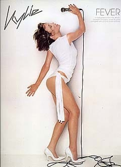 Fever - Kylie Minogue - Partition - Pop / Rock - laflutedepan.com