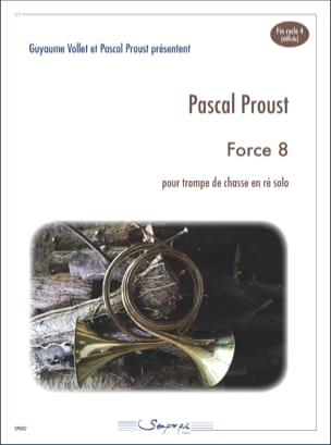 Force 8 - Pascal Proust - Partition - Cor - laflutedepan.com