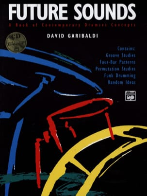 Future Sounds David Garibaldi Partition Batterie - laflutedepan