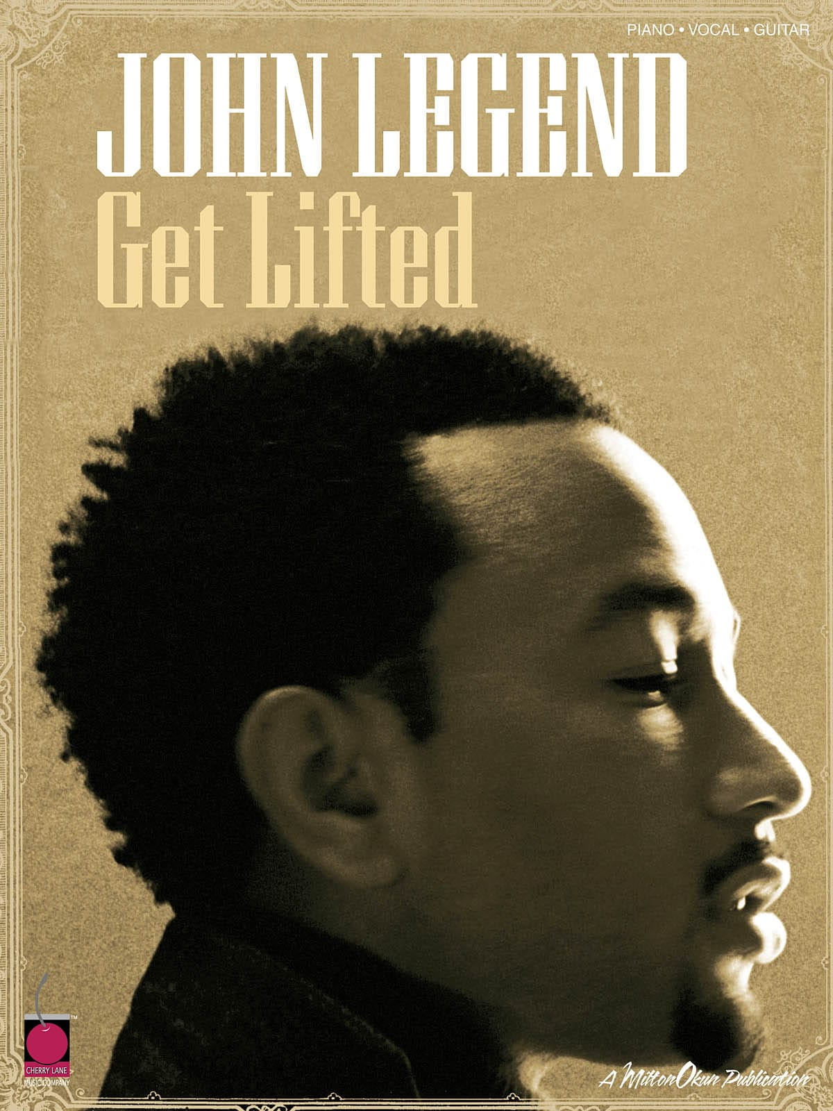 Get Lifted - John Legend - Partition - Pop / Rock - laflutedepan.com