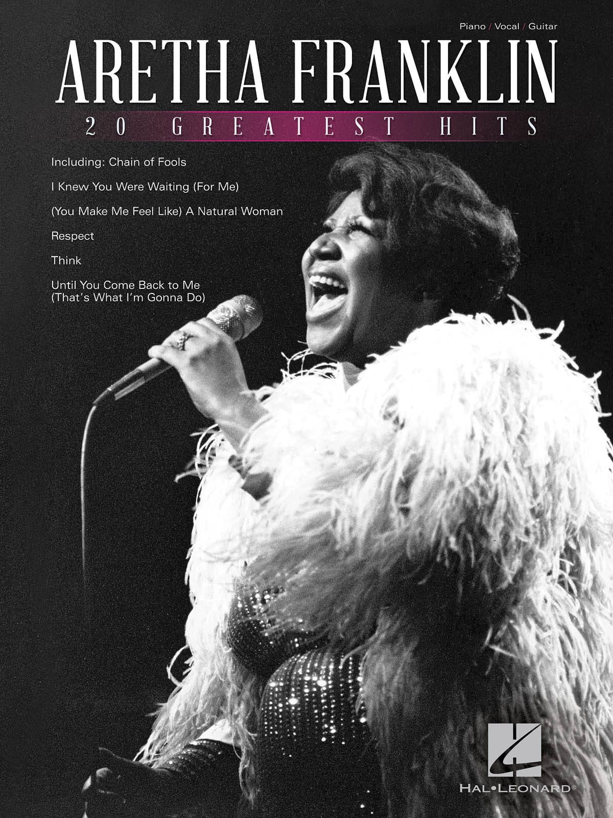 20 Greatest Hits - Aretha Franklin - Partition - laflutedepan.com