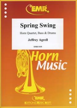 Spring Swing Jeffrey Agrell Partition Cor - laflutedepan